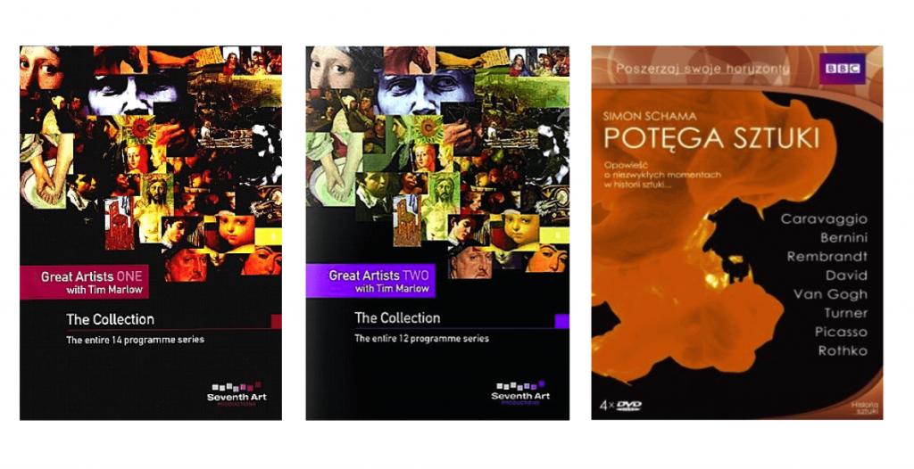 filmy o artystach historia sztuki matura