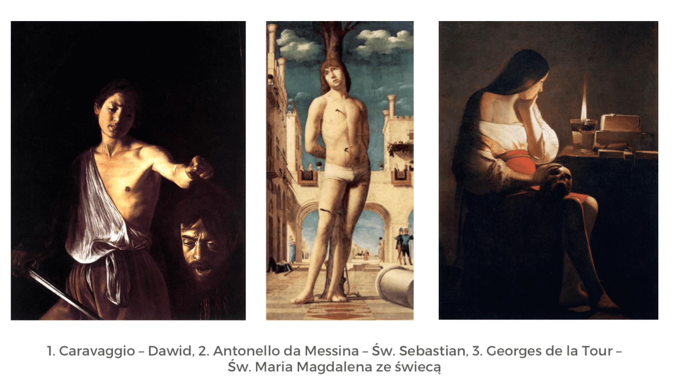 atrybuty świętych i postaci biblijnych vademecum historia sztuki