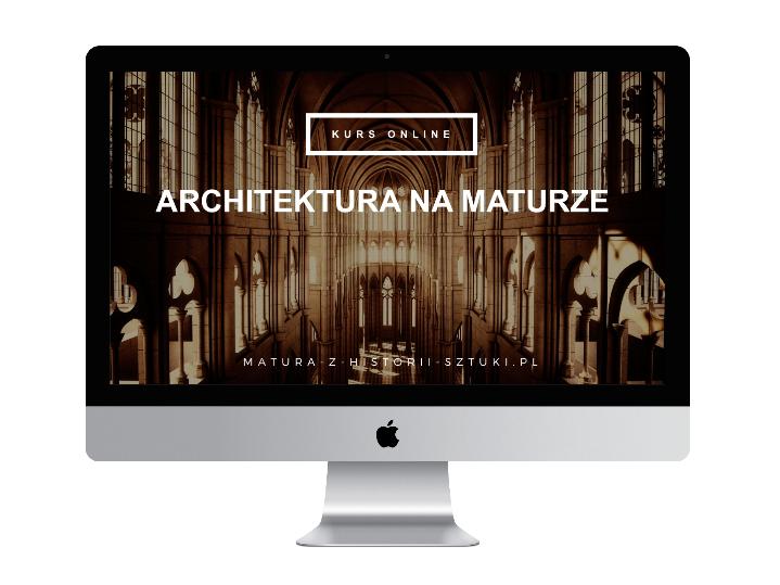 """Kurs """"Architektura na maturze"""""""