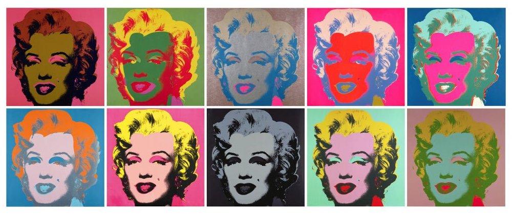 historia sztuki terminy angielskie pop-art
