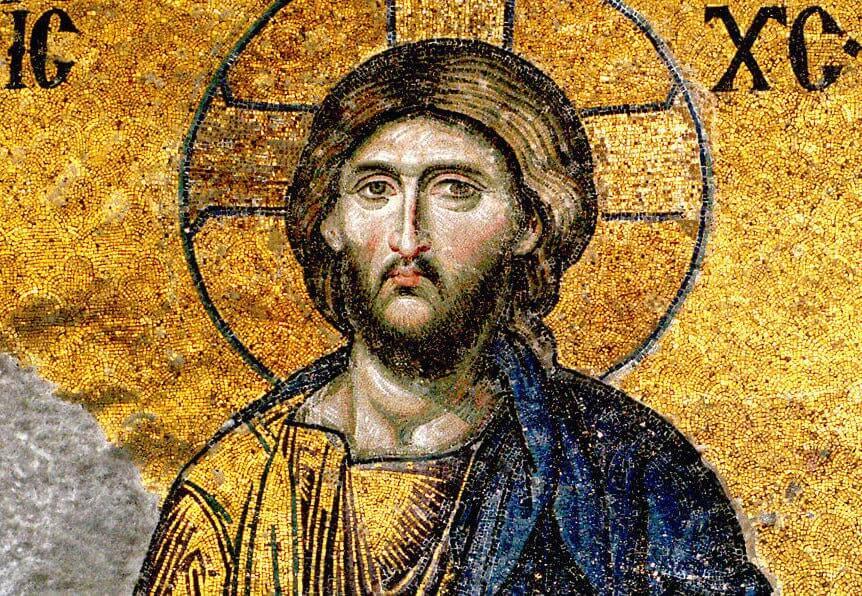historia sztuki ikonografia Jezus Chrystus