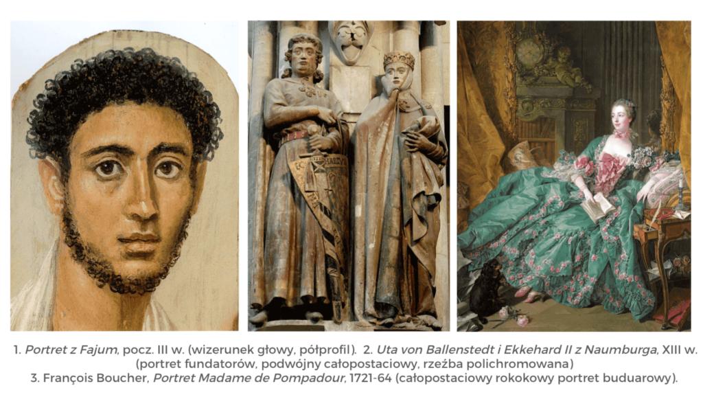 Portret historia sztuki matura