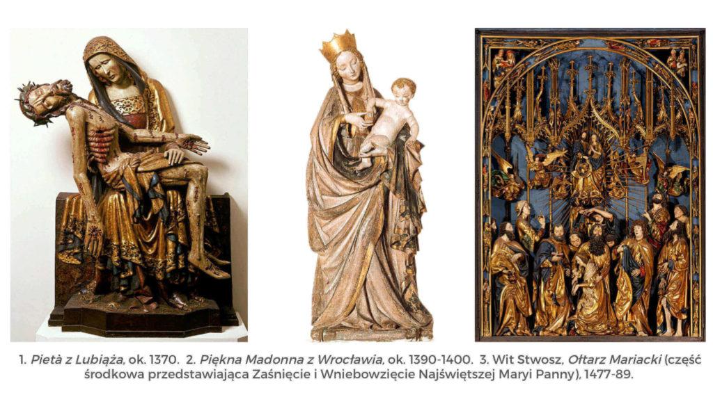 historia sztuki ikonografia maryjna Matki Bożej