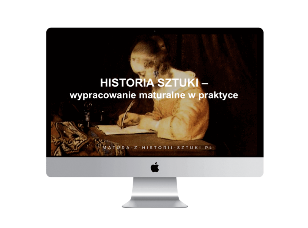 """Webinar """"Historia sztuki – wypracowanie maturalne w praktyce"""""""