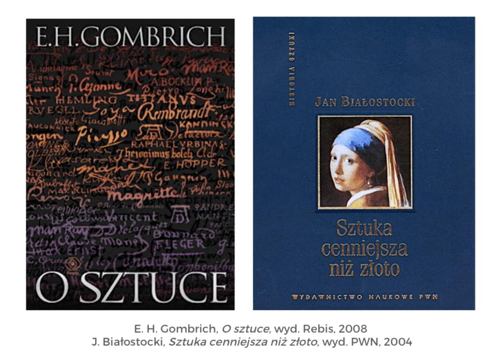 Matura z historii sztuki - książki, podręczniki