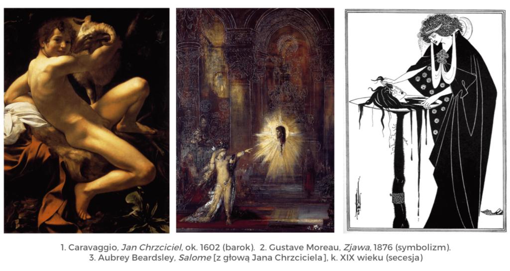analiza ikonografia matura z historii sztuki