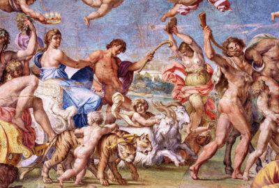 historia sztuki - postaci i motywy mitologiczne